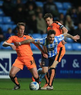 Sky Bet League One - Coventry City v Colchester United - Ricoh Arena