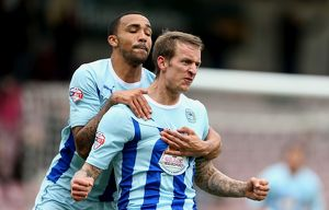 Sky Bet League One - Coventry City v Milton Keynes Dons - Sixfields Stadium