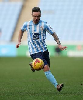 Sky Bet League One - Coventry City v Scunthorpe United - Ricoh Arena