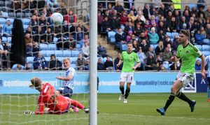 <b>Sky Bet League One - Coventry City v Sheffield United - Ricoh Arena</b><br>Selection of 12 items