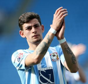 Sky Bet League One - Coventry City v Sheffield United - Ricoh Arena
