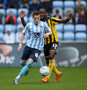 Sky Bet League One - Coventry City v Shrewsbury Town - Ricoh Arena