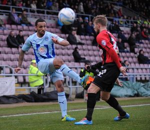 Sky Bet League One - Coventry City v Shrewsbury Town - Sixfields Stadium