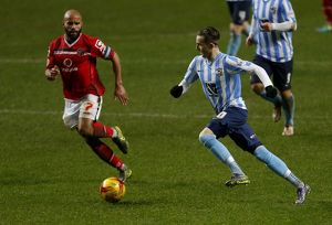 Sky Bet League One - Coventry City v Walsall - Ricoh Arena