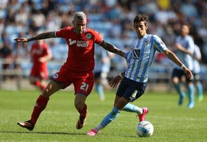 Sky Bet League One - Coventry City v Wigan Athletic - Ricoh Arena