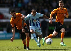 Sky Bet League One - Coventry City v Wolverhampton Wanderers - Sixfields Stadium