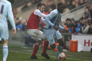 Sky Bet League One - Fleetwood Town v Coventry City - Highbury Stadium