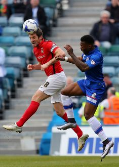 Sky Bet League One - Gillingham v Coventry City - MEMS Priestfield Stadium