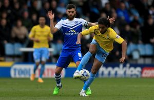 Sky Bet League One - Peterborough United v Coventry City - London Road