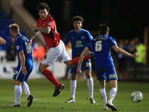 Sky Bet League One - Peterborough United v Coventry City - ABAX Stadium