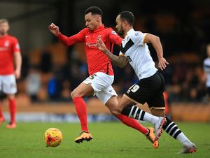 Sky Bet League One - Port Vale v Coventry City - Vale Park