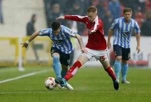Sky Bet League One - Swindon Town v Coventry City - County Ground