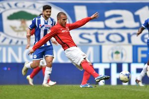 Sky Bet League One - Wigan Athletic v Coventry City - DW Stadium